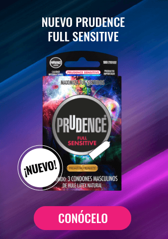 Condones Prudence Full sensitivo